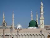 المسجد النبوى-مدينة الحبيب المصطفى --ص)